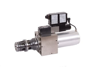 MA-LIQZO-LES 3 Way Cartridge Valve Hydraulic Proportional Valve 40 , 50 flow 3000L/min