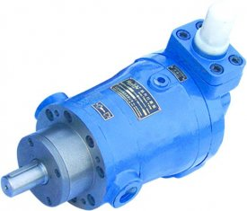 315 Bar High Pressure Hydraulic Piston Pumps with Displacement 80 cc