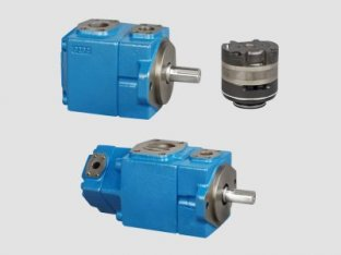 China PVL Single Hydraulic Vane Pump Vicker for 600 - 1200 / 1500 / 1800 Rpm supplier