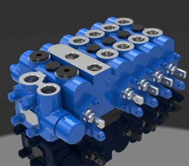 Combination Control Directional Hydraulic Proportional Valve 5DL-G10L-TA
