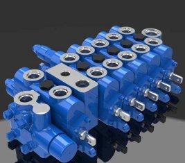 Combination Control Cartridge Directional Hydraulic Valve 6DL-G10L-B