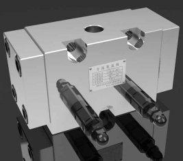 Flow Divider Combiner Directional Hydraulic Valve FJL-L20H-LB