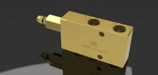 LTPHF Proportional Solenoid Balancing Directional Hydraulic Valve