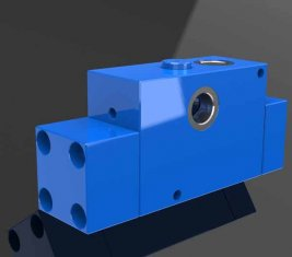 China Balancing Directional Hydraulic Cartridge Valve for Excavators, Bulldozers PHY-GQ20 supplier