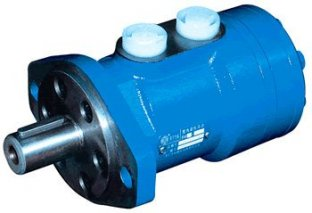 High Pressure Hydraulic Orbit Motor BM1 for 50 / 100 / 200 / 400 ml/r