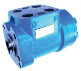 China Manual 400S Hydraulic Steering Units with Six Integral Valves supplier