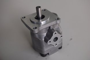 800 - 4000 R/min Marzocchi Hydraulic Gear Pumps BHP280-D-3