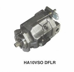 200 L / min Pressure / Flow Control Hydraulic Piston Pumps HA10VSO DFLR