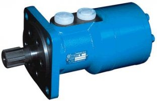 Cont. 40 / 60, Int. 50 / 75 High Efficiency Spool Valve Hydraulic Orbit Motor BM2