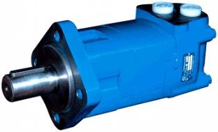 250 / 280 / 500 ml/r Industrial / Engineering Geroler Hydraulic Orbit Motor BM5