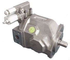 2600 Rpm Axial Hydraulic Piston Pumps A10VSO45 with Torque 200 Nm