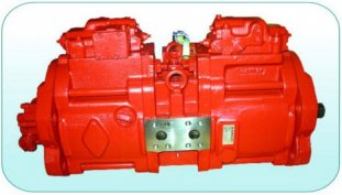 63cc, 112cc, 140cc Small Hydraulic Piston Pumps K3V63DT, K3V112DT, K3V140DT