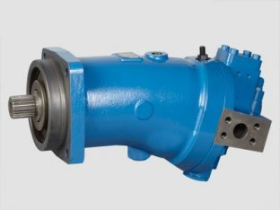 A6VM Hydraulic Rexroth Piston Pumps for 80 / 107 / 125 / 160 cc