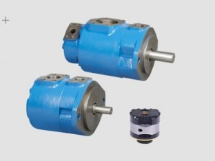 20V, 25V, 35V, 45V, VQ SQP Single Vickers Hydraulic Vane Pump