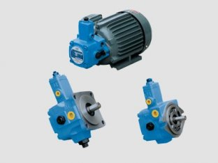 China 1800 Rpm Hydraulic Vane Pump Vicker with Anti-wear Oil, Phosphate Ester Fluid supplier