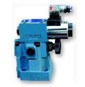 DB DBW 5X Pilot Relief Rexroth Hydraulic Valves for DB / DBW 10 / 20 / 30