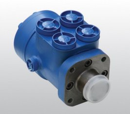 China 3/4-16 / M20 X 1.5 O - ring Port Low Input Torque 531S Hydraulic Steering Units supplier