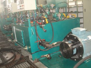 China Industrial Hydraulic Pump Systems for Engineering / Ship Machine supplier
