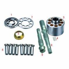 PC60 / 200 / 220 / 300 - 6 / 7 ( HPV95 / 132 ) Komatsu Hydraulic Pump Parts