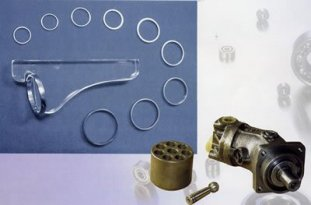 A2FO A7VO A8VO A6VM Piston Ring Hydraulic Pump Parts