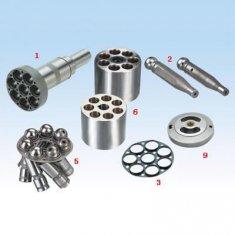A2F12 / 23 / 28 / 55 / 80 / 107 / 125 / 160 Hydraulic Pump Parts
