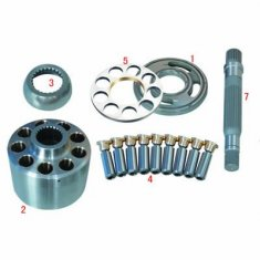 A11V / A11VO / A11VL035 Hydraulic Pump Parts for 130cc, 190cc