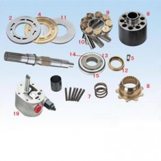 Sauer SPV20 SPV6 / 119 Industrial Hydraulic Pump Parts for 20cc, 21cc, 22cc, 23cc