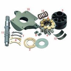 PVH 57cc, 74cc, 98cc, 131cc Hydraulic Pump Vickers Parts