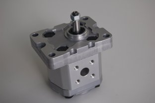 Small Marzocchi / Rexroth Hydraulic Gear Pumps BHP280-D-18