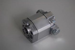 500 - 4000 R/min Micro Marzocchi Hydraulic Gear Pumps BHP280-D-14