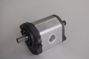 China Industrial Rexroth Hydraulic Gear Pumps 2.5A1 for Clockwise / Anti-clockwise supplier