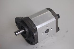 China Bosch Rexroth 2A0 Hydraulic Gear Pumps for Engineering Machine supplier