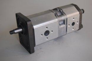 China BHP280-D-20 BHP280-D-22 BHP280-D-25 Rexroth Hydraulic Gear Pumps supplier