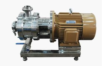 Mixing Hydraulic Pump Systems CSJ100 for Body wash / Synthetic rubber